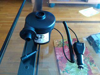 Hinchador electrico para coche