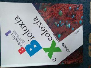 Libros d bioloxia e xeoloxia