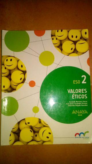 Valores Eticos 2° ESO