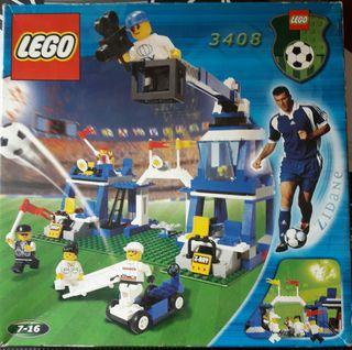 Juego de Lego Fútbol Zidane