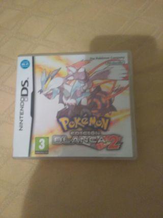 Pokémon Blanco 2 (NDS)