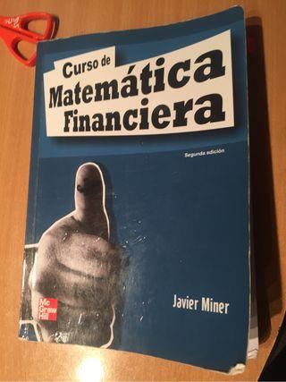 Matematicas financieras libro