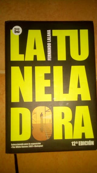 La tuneladora (Fernando Lalana)