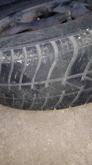 ruedas ford fiesta trend año 1993