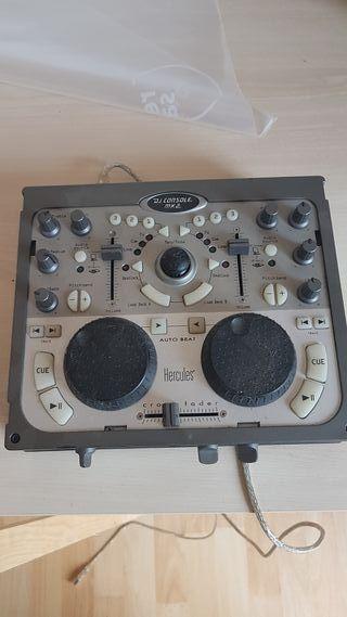 Mesa mezclas dj console mk2