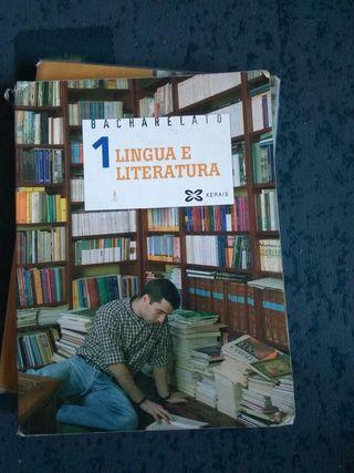 lingua e literatura 1 bachiller
