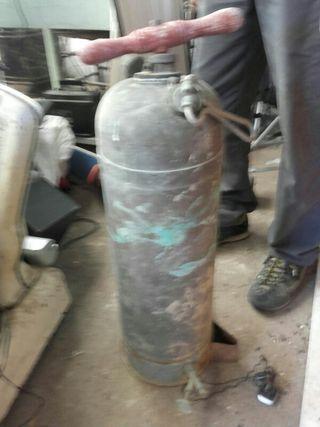sulfatdora de 20 litros de cobre