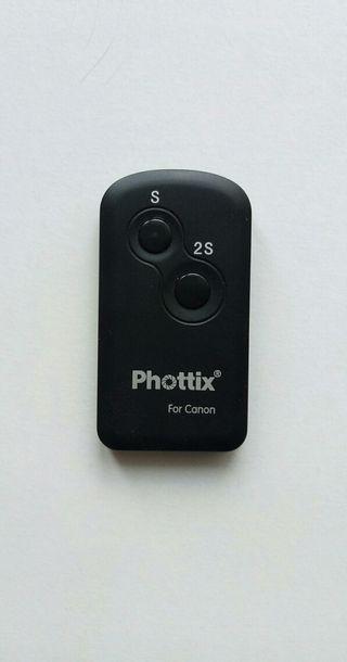 Disparador remoto para Canon