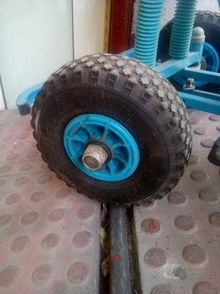 cuatro ruedas de carretilla mas de 500 articulos