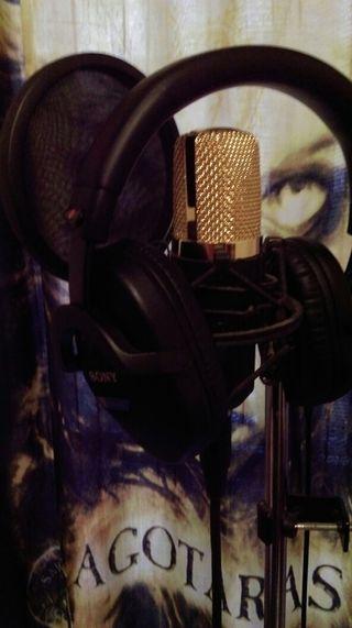 Produccion de música