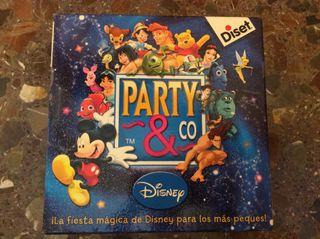 Party~&~Co Disnep