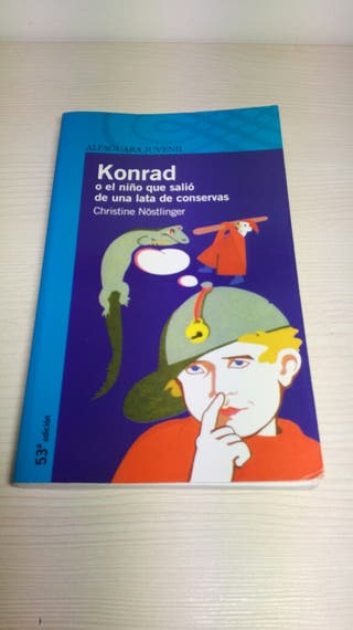 Konrad o el niño que salió de una lata de conserva