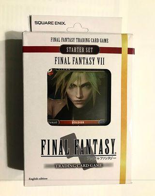 Final Fantasy VII Trading Card