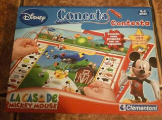 juego Mickey Mouse