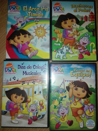 Dora la exploradora pack DVD