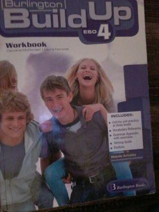 Build Up, Burlington 4 ESO Workbook