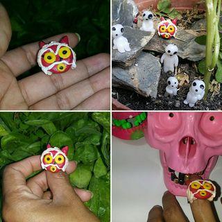 accesorios de la princesa mononoke