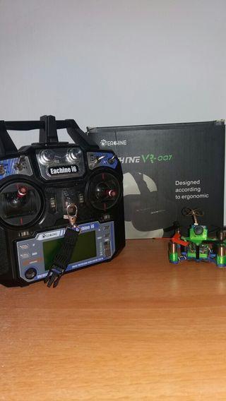 Kit fpv drone de carrera