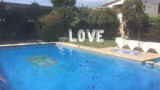 Letras LOVE bodas y eventos