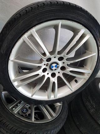 Llantas BMW originales 18'