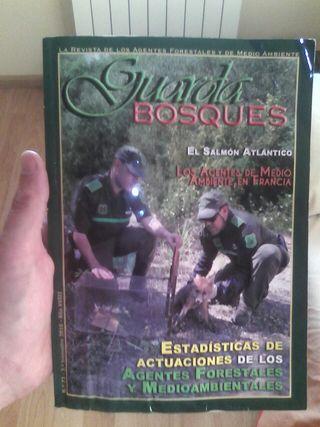 Revista guarda bosques
