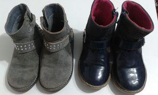Lote dos botas n°25
