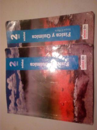 2 Eso libros física y química