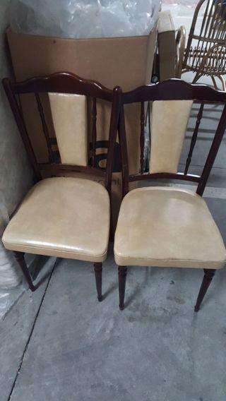 6 sillas precio unidad