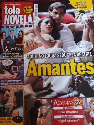 Revista telenovela n°1270