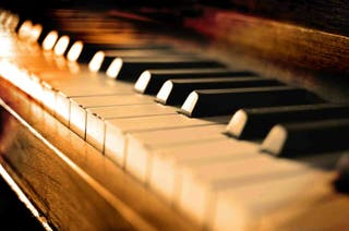 Clases particulares de piano y música