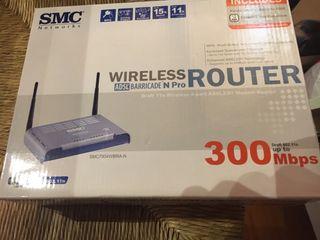 Router SMC Barricade