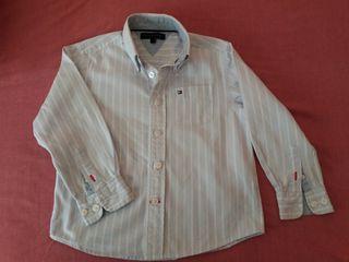 Camisa niño original Tommy Hilfiger talla 3 años