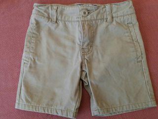 Pantalones cortos Camel talla 4 años