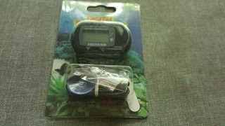 Termómetro digital NUEVO para acuario o terrario