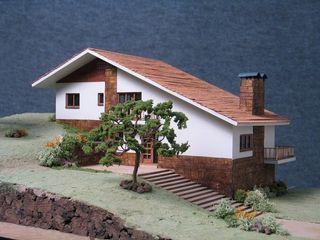 Maquetas de Arquitectura bajo pedido