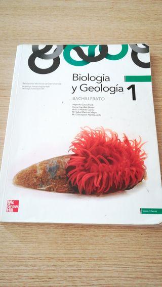 Biología y Geología 1 Bachiller