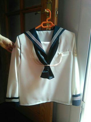 traje de comunion marinero