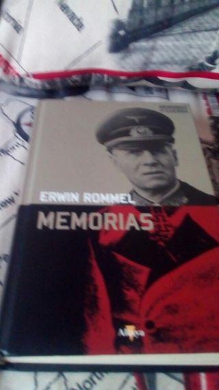 Libro de guerra de Erwin rommel