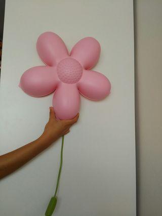 Lampara flor