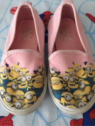Zapatillas talla 24