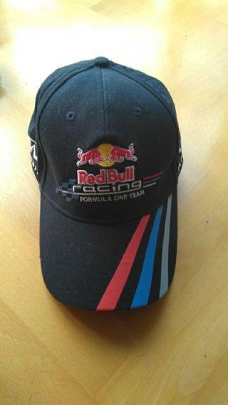 Gorra Red Bull de segunda mano en WALLAPOP ae4cbfb823e