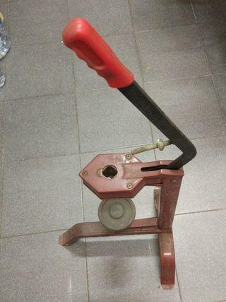 encorchadora manual