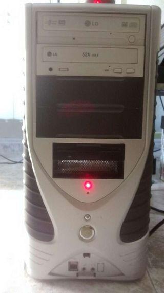 Ordenador de sobremesa (CPU)