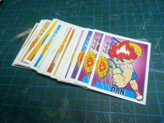 cromos cards cartas bola de dan