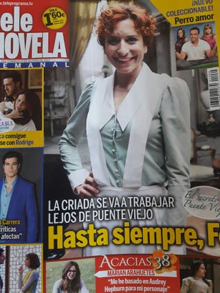 Revista telenovela n°1269