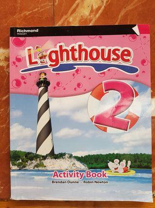 lighthouse 2 activity book richmond