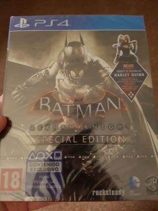 Batman ps4 (sin abrir)