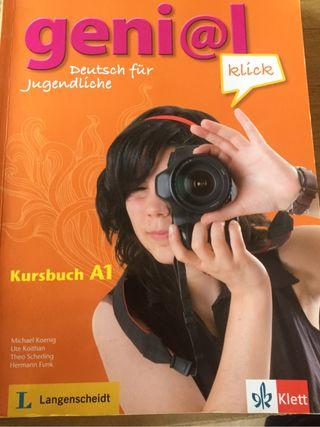 Libro alemán 3º eso femenino