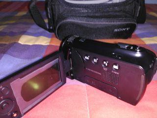 Camara de video digital, nueva