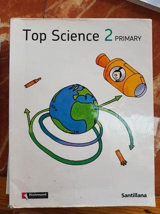 top science 2 primaria santillana